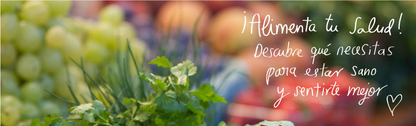 Cuida tu salud con alimentos naturales y hábitos saludables